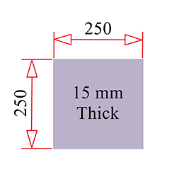 PLATE 250 SQ TEXT 253x253px