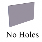 PLATE RECT NO HOLES TEXT 253x253px