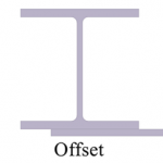 LINTEL UC OFFSET TEXT 360x242px