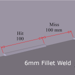 WELD - 100 HIT 100 MISS + TEXT1