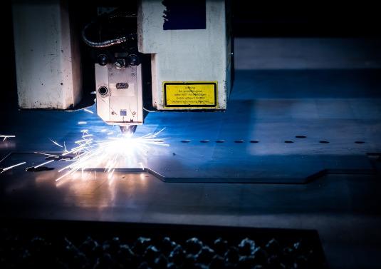 Steel plate cutting Devon Beams